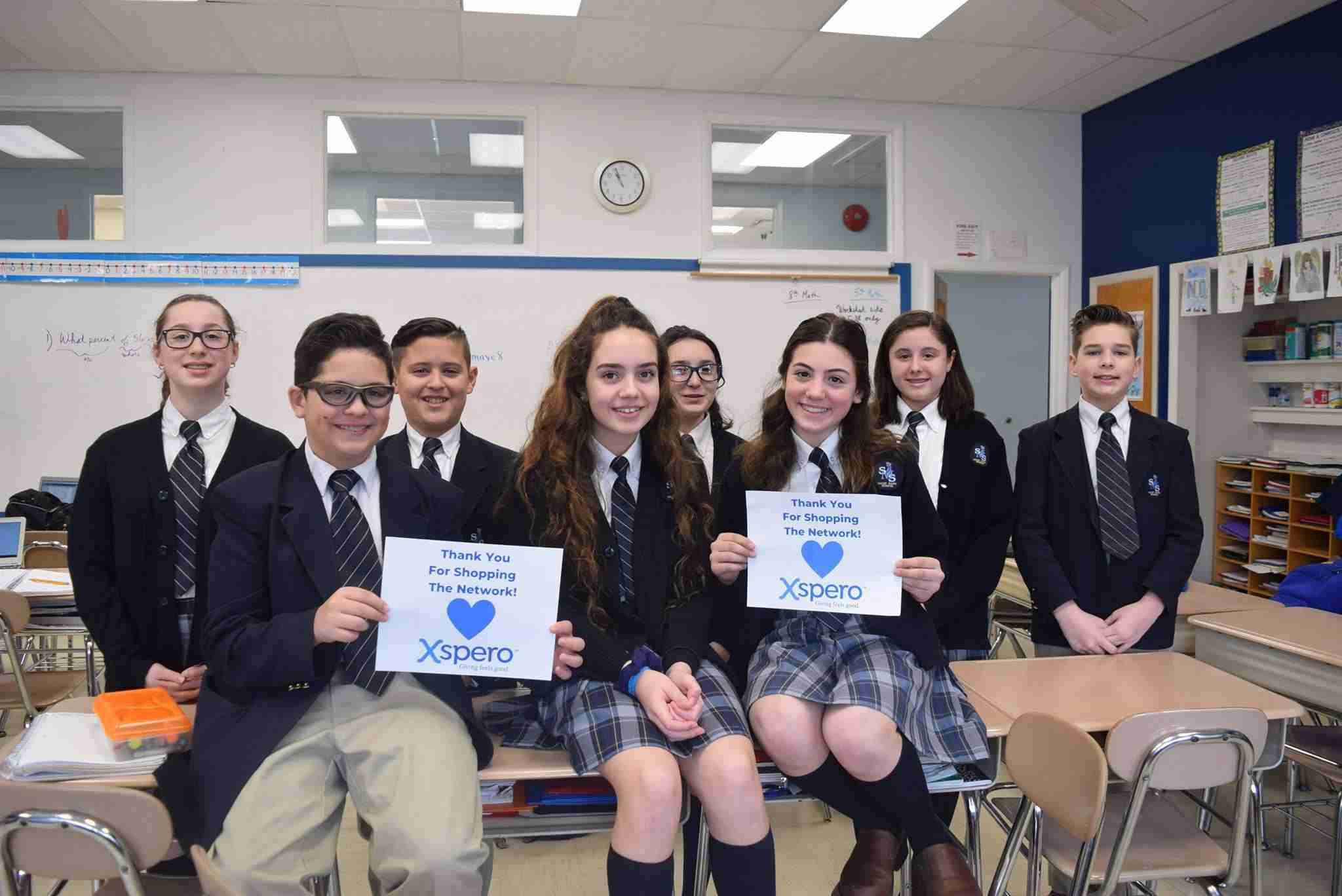 St. Mary School Wins Twice with the Xspero™ App